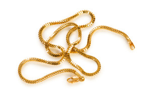 24k gold, also known as pure gold and fine gold, is relatively rare in jewelry